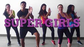 """""""Super Girls"""" Zumba en Guayaquil"""