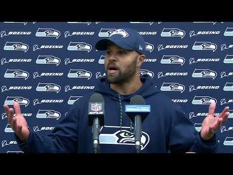 Seahawks Defensive Coordinator Kris Richard Week 11 Press Conference