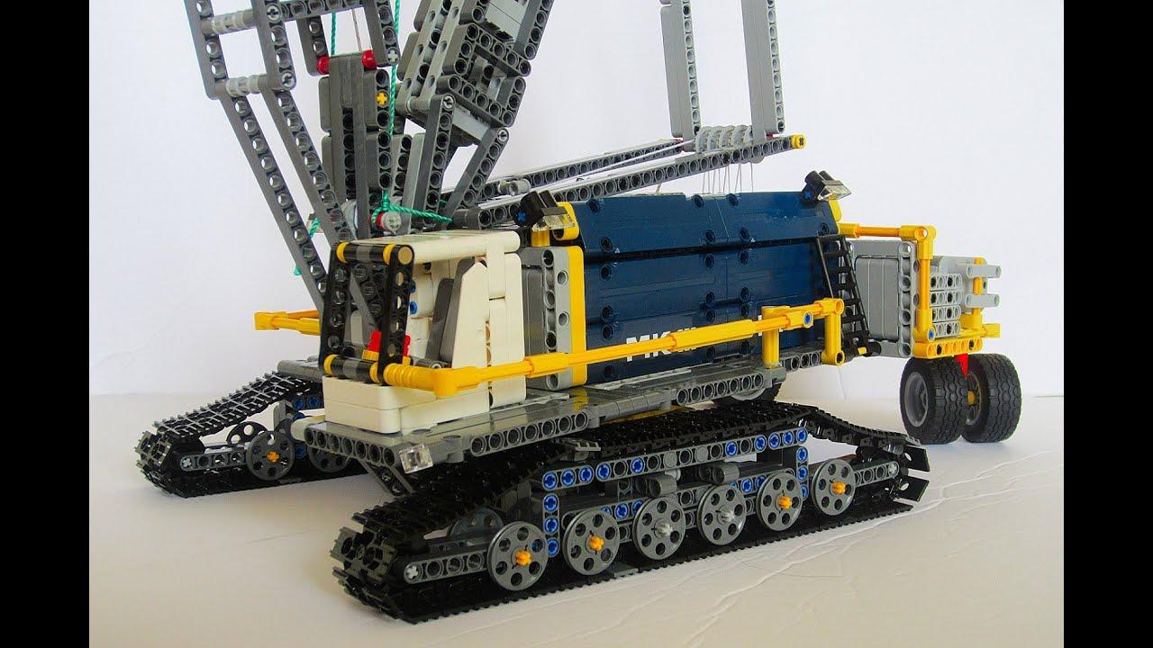 Lego Technic Harbour Crane [MOC]
