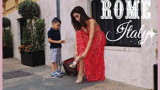 Rome, Italy 2016 VLOG |Dulce Candy by Dulce Candy