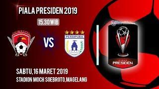 Link Live Streaming di Indosiar Kalteng Putra Vs Persipura Jayapura, Sabtu Pukul 15.30 WIB