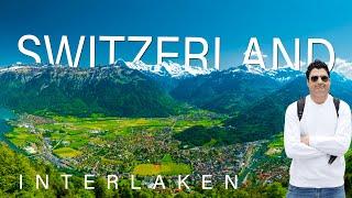 Interlaken Switzerland Tour Guide | Interlaken Travel Vlog  | Europe Trip EP-36