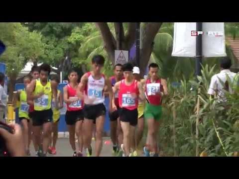 Video SEA Games 2015: Medali Emas Pertama dari Atletik