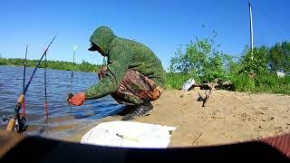 Ловля леща на реке сура в пензе