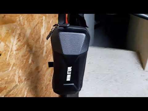 Sac de Trottinette Électrique, Sac de Rangement pour Xiaomi M365 Segway Ninebot E ES1/ES2/ES3/ES4