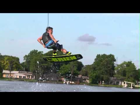 2015 O'Brien S.O.B. Wakeboard Review