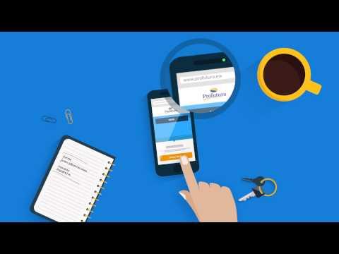Inicio de sesión App Móvil Profuturo