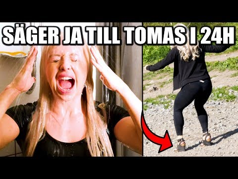 Tomas och Malin