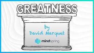 "Inno-Versity Presents: ""Greatness"" by David Marquet"