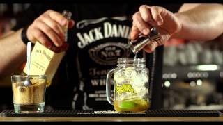 Jack Daniels Tennessee Honey Drink