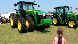 Taking My Girl to Farmfest