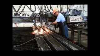 Metal Supply Inc   Structural Steel Fabrication Facility   AISC Certified