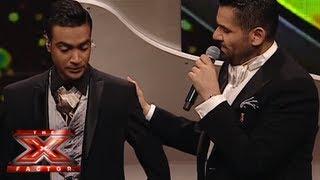تحميل اغاني حسين الجسمي وأبراهيم عبد العظيم - مايسوى - العروض المباشرة - الاسبوع الاخير - The X Factor 2013 MP3