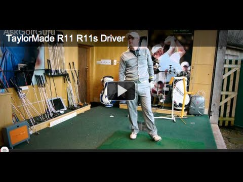TaylorMade R11 R11s Driver