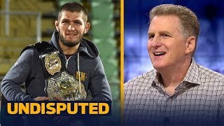 Michael Rapaport on the potential for a McGregor-Khabib rematch   UFC   UNDISPUTED