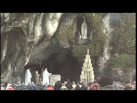 Chapelet à Lourdes du 24 novembre 2019