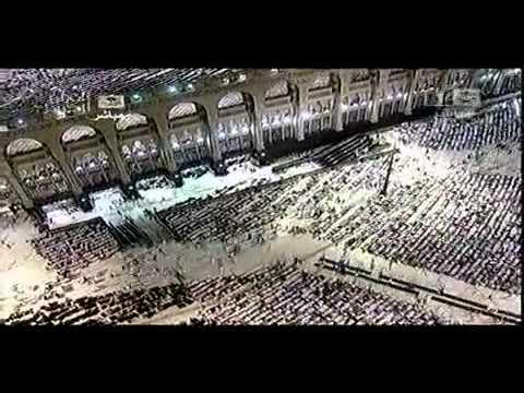 تهجد الحرم مكة 1432هـ ليله 26 جزء 1