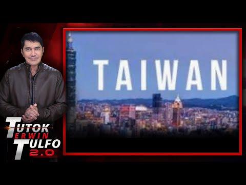 [Erwin Tulfo]  TAIWAN NAGALIT SA PINAS DAHIL SINAMA ITO SA TRAVEL BAN DAHIL SA CORONA VIRUS.