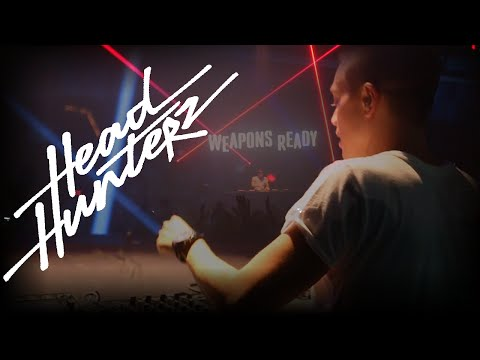 Headhunterz Aftermovie – Houston
