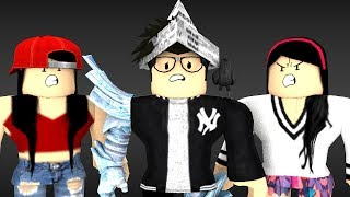 I Knew You Were Trouble |Roblox music video|