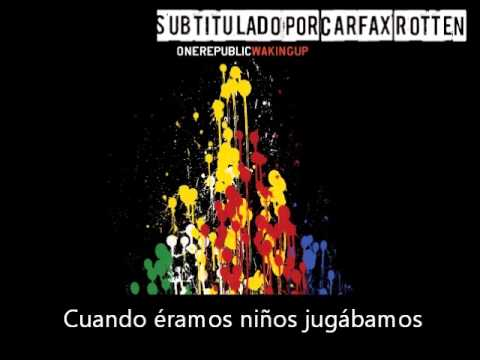 OneRepublic - Fear (Subtitulado En Español)