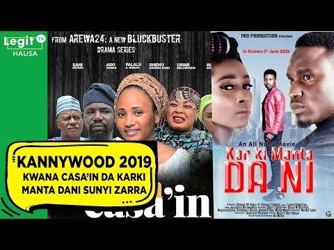 Kannywood 2019: Kwana casa'in da Karki manta dani sun ciri tuta | Legit TV Hausa