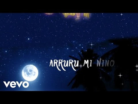 "My personal project of Lullabies in Spanish and English - LUNACUNA ""Arruru."""