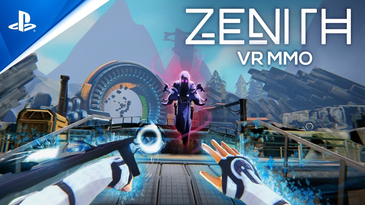 Expansive JRPG-inspired MMO Zenith is coming to PS VR