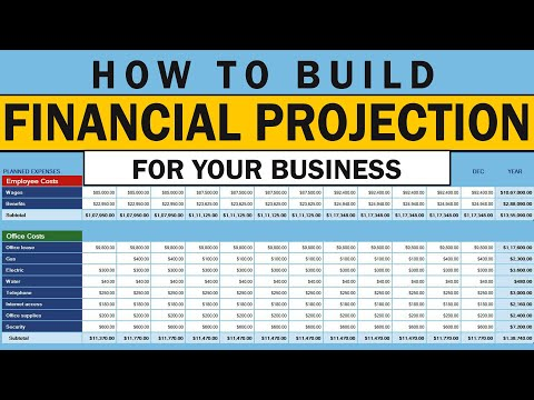 , title : 'How to Build Financial Projections for Your Business