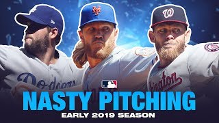 Insane, Nasty Pitches of early 2019 season