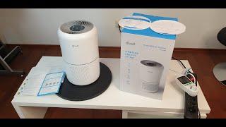 Levoit Luftreiniger für Räume bis zu 40㎡ / CADR: 187 m³/h / HEPA H-13 Filter