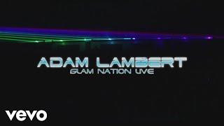 Adam Lambert - Intro (Glam Nation Live, Indianapolis, IN, 2010)