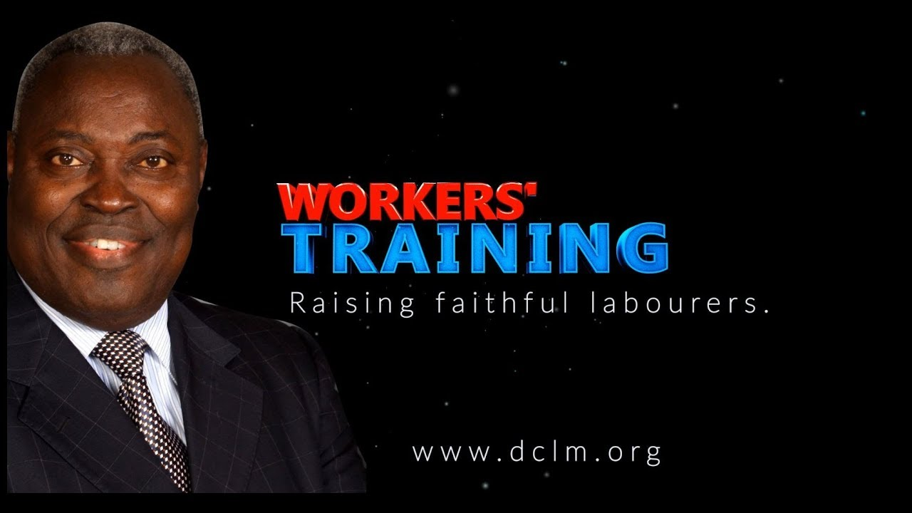 Deeper Christian Life Ministry Workers Training 5th December 2020 - Livestream