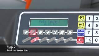 Martin Yale 2051 Smart Fold Automatic Paper Folder