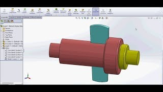 solidworks tutorial design and assembly of universal joint