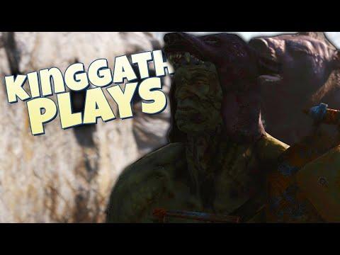 kinggath plays Fallout 4 Sim Settlements Ep24: Yoo Guys