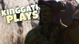kinggath plays Fallout 4 Sim Settlements Ep6: Brutality