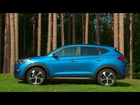 2016 Hyundai Tucson - TestDriveNow.com Review by Auto Crirtic Steve Hammes
