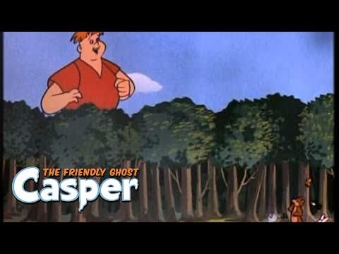 Casper Classic episode 11 North Pal & Lonesome Giant