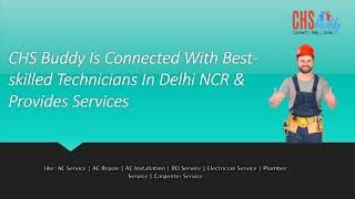 Find Technicians for Home Appliances Repair & Services in Delhi NCR