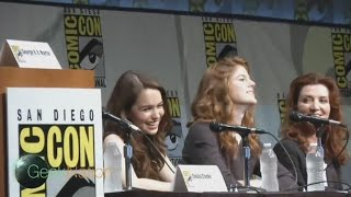 Game of Thrones Panel SDCC 2012 San Diego Comic Con FULL