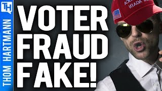 Voter Fraud Proven False But They Still Believe