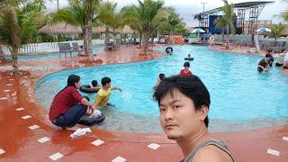 Bé Đi Hồ Bơi | Tin và anh Hai, chị Thư đi hồ bơi | Kids Toy Media