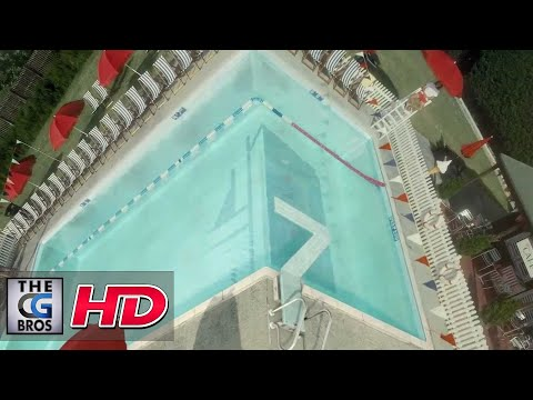 """CGI VFX Spot :  """"Pool""""  by – Moving Picture Company"""