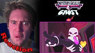 Mystery Skulls Animated   Ghost REACTION!   HEART OF A GHOST!  