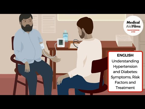 Understanding diabetes and hypertension symptoms, risk factors and treatment
