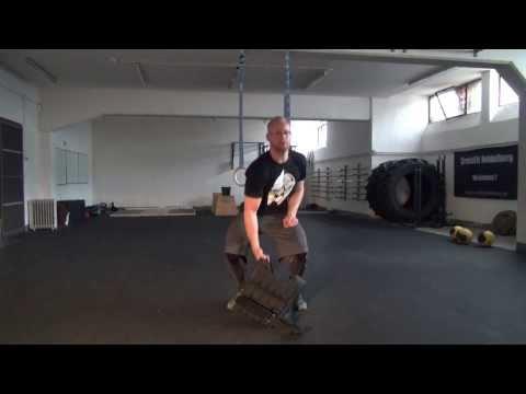 30 kg Monster Gewichtsweste - Suprfit TV