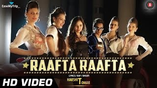 Raafta Raafta Full Video HD | Ft. Harshit Tomar | Music By JSL | POP