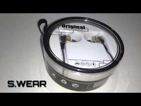 S.Wear G2 Dual Dynamic Drivers Earphone