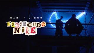 HADI28 X JIGGO   DRESSCODE NIKE (OFFICIAL VIDEO) Prod. By Jurij Gold & Falconi